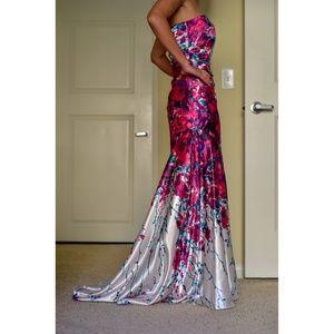 Carlo Giovanni Beautiful Night Gown